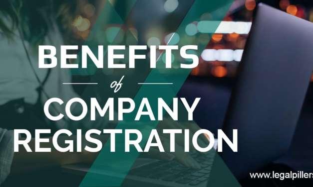 Benefits of Company Registration