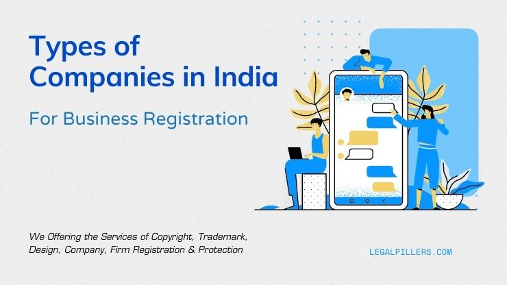 Types of Companies in India For Business Registration